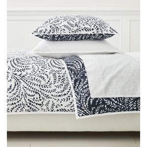 New Serena and lily Priano duvet cover